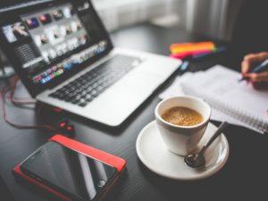 Kaffets roll på de svenska arbetsplatserna